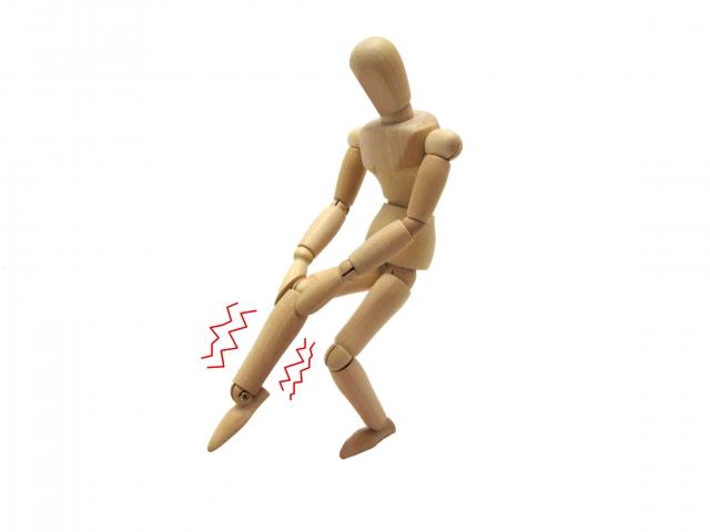 はじめてのランニングで筋肉痛になり歩けない