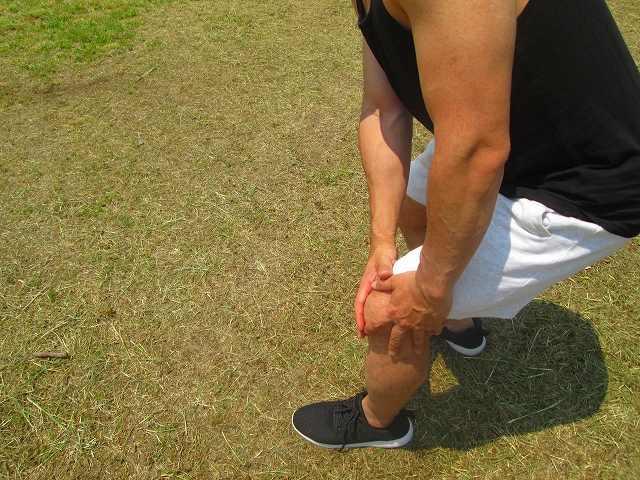 ランニング膝