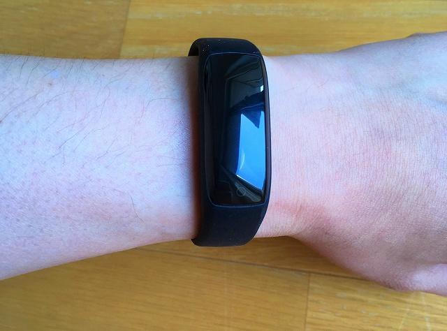 楽天お買い物マラソンで購入した「Lenovo HW01 スマートウォッチ」
