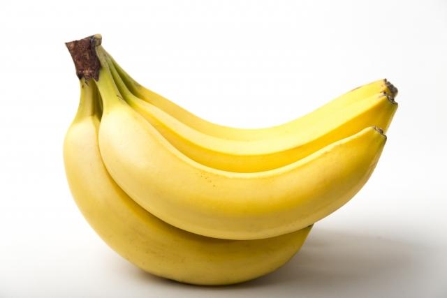 マラソン完走後にもらったバナナがおいしい