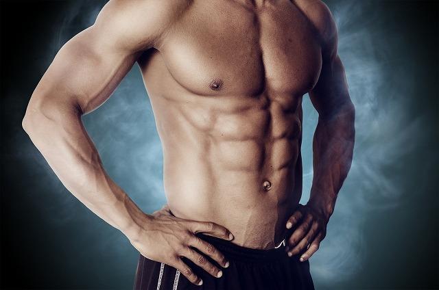 筋トレ1年目で目指す肉体はコレ
